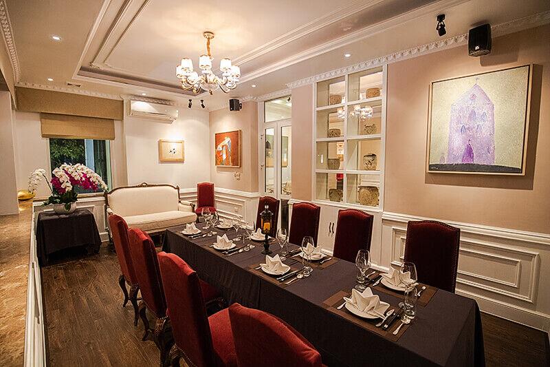 Lý Club Hanoi Vip Room 1