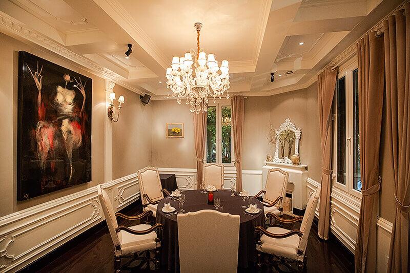 Lý Club Hanoi Vip Room 3