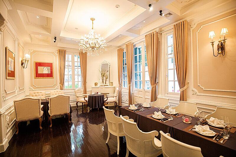 Lý Club Hanoi Dining Room D3