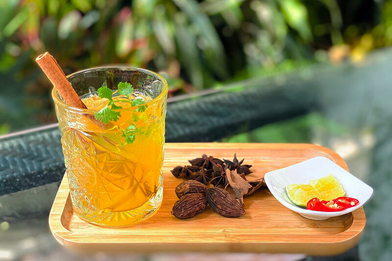 Hanoi Cocktail - Bat Dan